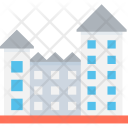 Family House Building Icon