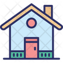 Family House Home House Icon