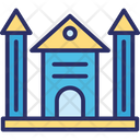 Family House House Mansion Icon