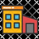 Flats Blocks Storeys Icon