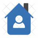 Family House Family Building Icon