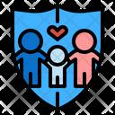 Family Insurance Insurance Wellness Icon