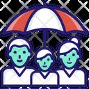 Family Insurance Icon