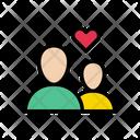 Family Love Romance Icon