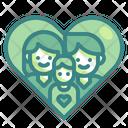 Family Love Icon