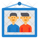 Family Picture Icon