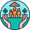 Family Planning Family Insurance Planning Icon