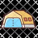 Mfamily Tent Icon
