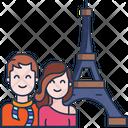 Family Travel Icon