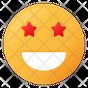 Famous Face Emoji Icon