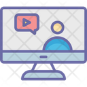 Famous Video Icon