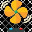 Fan Table Icon