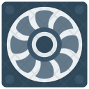 Fan Air Applinaces Icon