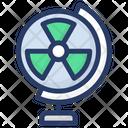 Ventilator Fan Cooler Icon