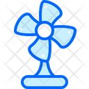 Table Fan Fan Device Icon
