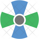 Electric Fan Air Icon