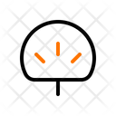 Fan Cooler Sign Icon