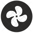 Fan Ventilation Icon