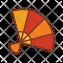 Fan Air Man Icon