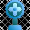 Fan Wind Air Icon
