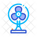 Portable Air Fan Icon