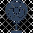 Fan Pedestal Fan Air Icon