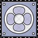 Fan Ventilator Cooling Icon
