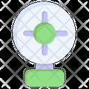 Fan Electric Blower Icon
