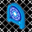 Air Heater Equipment Icon