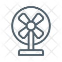 Electronic Fan Ling Room Icon