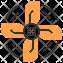 Fan Exhuast Air Icon