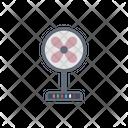 Cooling Fan Ventilator Icon
