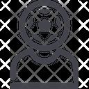 Fan Avatar Icon