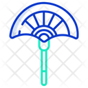 Fan Hand Fan Cloth Fan Icon
