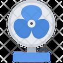 Fan Air Electric Icon