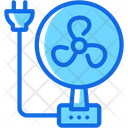 Fan Pedestal Stand Icon