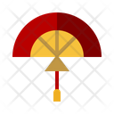 Fan Oriental Cultures Icon