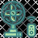 Fan Furniture Household Icon