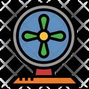 Fan Wind Ventilation Icon