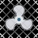 Fan Cooler Ventilation Icon