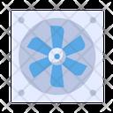 Fan Device Hardware Icon