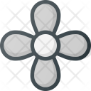 Fan Air Cooler Icon