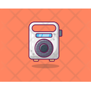 Fan Heater Electric Heater Air Blower Icon