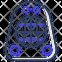 Fan Heater Electric Heater Household Icon