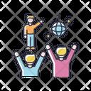 Fan Meeting Icon