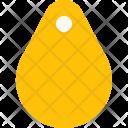 Fancy Label Bookmark Icon
