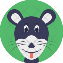 Mouse Fancy House Icon