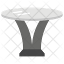 Fancy Table Dining Table Home Furniture Icon
