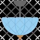 Chandelier Decoration Light Icon