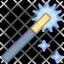 Fantasy Magic Wand Icon